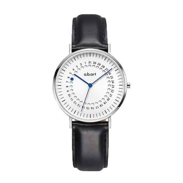 Montre femme bracelet cuir a.b.art FD36-101-1L