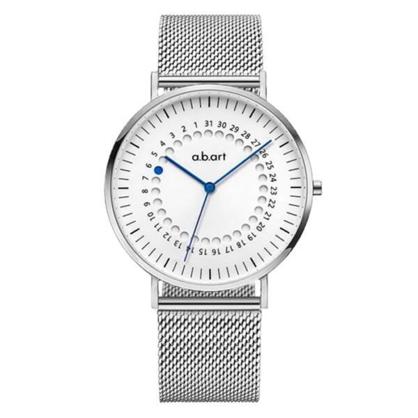 montre bracelet acier a.b.art FD41-101-6S