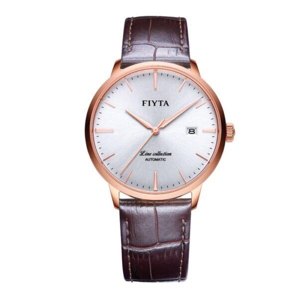 montre automatique homme Fiyta Line GA801002.PWK