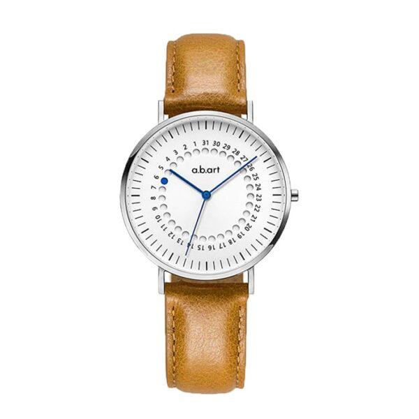 Montre femme bracelet cuir a.b.art FD36-101-3L