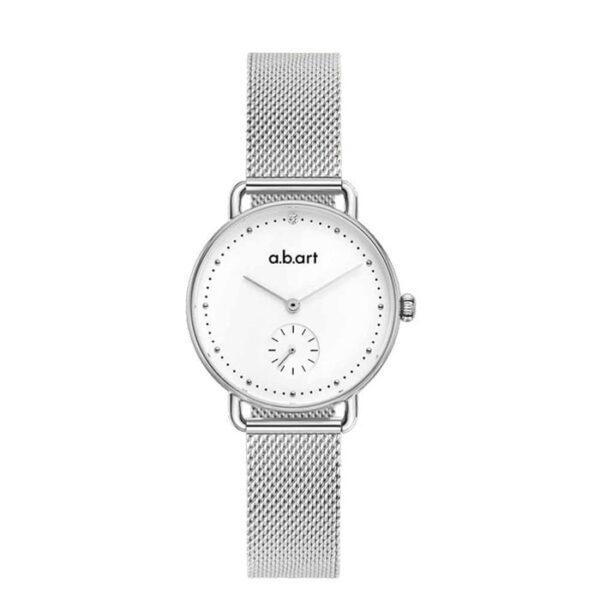 montre femme bracelet acier a.b.art FR31-131-6S