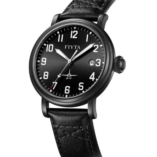 montre mécanique homme Fiyta Mach JF-17 DGA31001.BBB