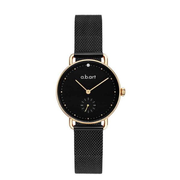 montre femme bracelet acier a.b.art FR31-015-1S