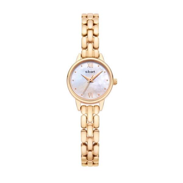 montre femme bracelet acier a.b.art FC20-018-7S