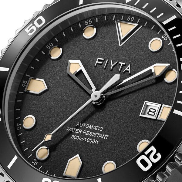 montre automatique homme FIYTA Yachtsman WGA867006.WBW