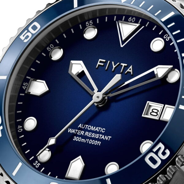 montre automatique homme FIYTA Yachtsman WGA867006.WLW