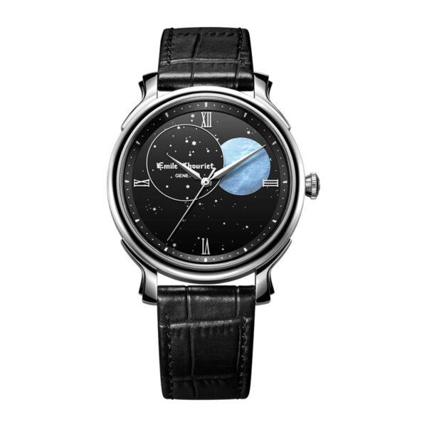 Montre automatique Emile Chouriet Voie Lactée 29.1178.G.6.8.03.2
