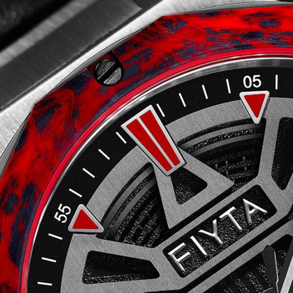 montre automatique homme Fiyta Extreme GA866016.QBB