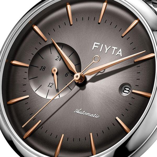 montre automatique homme Fiyta In GA850012.WKK