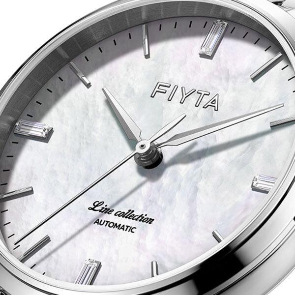 montre automatique femme Fiyta Line LA801008.WWW