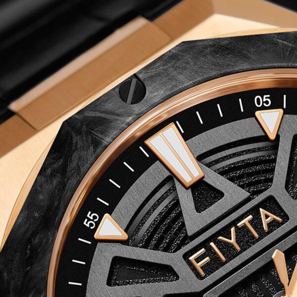 montre automatique homme Fiyta Extreme GA866016.MBB
