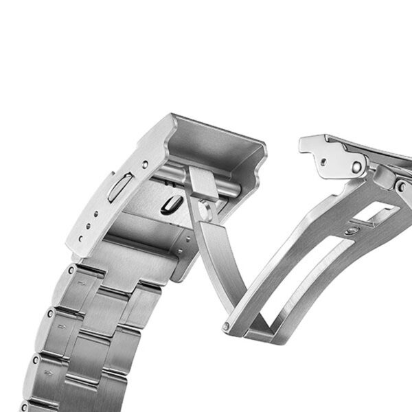 fermoir montre chronographe automatique Fiyta Mach J-20 GA881010.WLW